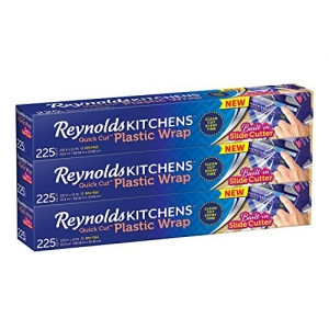 ihocon: Reynolds Kitchens Plastic Wrap (225 Square Foot Roll, Pack of 3)