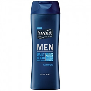 ihocon: Suave Professionals Men Shampoo, Daily Clean Ocean Charge 12.6 oz   (Pack of 6)男士洗髮精6瓶