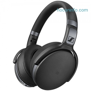 ihocon: Sennheiser HD 4.40 Around Ear Bluetooth Wireless Headphones (HD 4.40 BT)