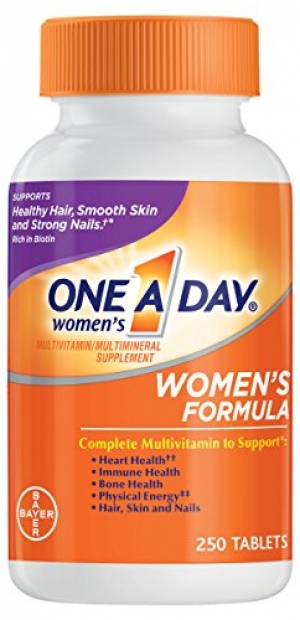 ihocon: One A Day Women's Multivitamin, 250 Count 女性綜合維他命,250粒