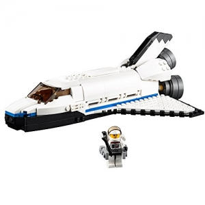 ihocon: LEGO樂高 Space Shuttle Explorer 31066 Building Kit (285 Piece)