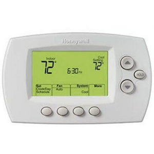 ihocon: Honeywell Wi-Fi 7-Day Programmable Thermostat (RTH6580WF)智能居家温度控制器