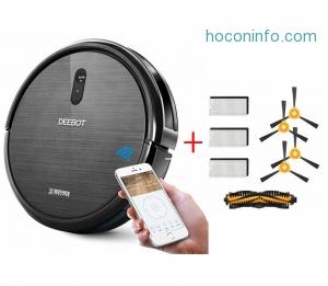 ihocon: ECOVACS DEEBOT N79 Robotic Vacuum Cleaner吸地機器人 + 送免費Accessory Kit (價值$24.99)