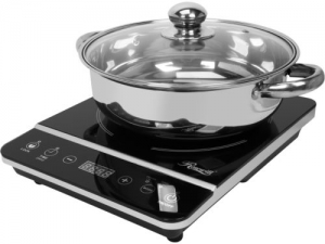 ihocon: Rosewill RHAI-13001 Induction Cooker with Stainless Steel Pot電磁爐+不銹鋼鍋