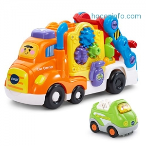 ihocon: VTech Go! Go! Smart Wheels Deluxe Car Carrier