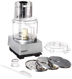 ihocon: Cuisinart DLC-8SBCY Pro Custom 11-Cup Food Processor, Brushed Chrome 食物調理機