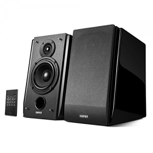 ihocon: Edifier R1850DB Active Bookshelf Speakers with Bluetooth and Optical Input藍芽音箱