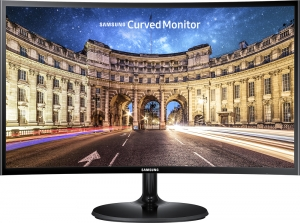 ihocon: Samsung 390 Series 24 LED Curved FHD FreeSync Monitor