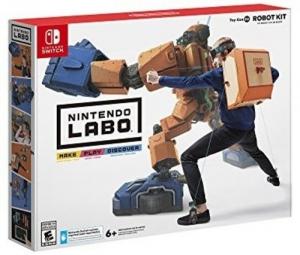 ihocon: Nintendo Labo - Robot Kit