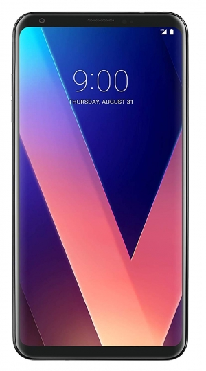 ihocon: LG V30+ 128GB Unlocked GSM 4G LTE Android Phone - Aurora Black