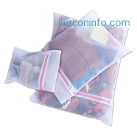 ihocon: AZlife Set of 5 Mesh Laundry Bags洗衣袋
