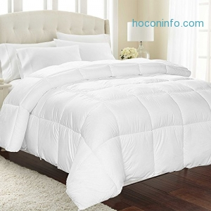 ihocon: Equinox Comforter 350 GSM Alternative Goose Down Duvet (Queen)