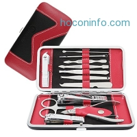ihocon: Oxeely 12 in 1 Professional Nail Clippers set指甲剪一套