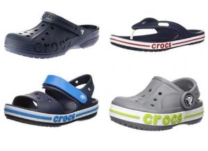 [Prime Day特賣] Crocs男鞋, 女鞋及童鞋 大減價!