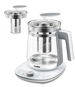 ihocon: ICOOKPOT Multi-Use Electric Kettle可程序多功能電熱水壺