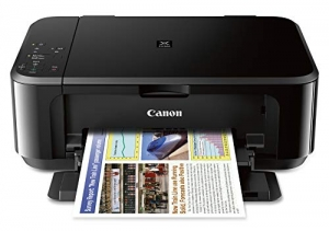 ihocon: Canon PIXMA MG3620 Wireless All-In-One Color Inkjet Printer with Mobile and Tablet Printing, Black 無線多功能彩色噴墨印表機