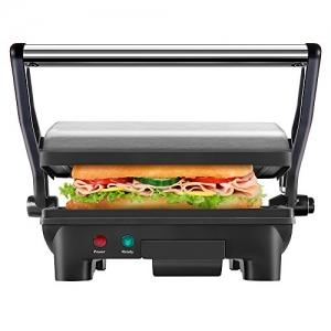 ihocon: Chefman Panini Press Grill / Sandwich Maker