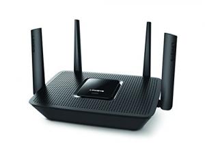 ihocon: Linksys - Max-Stream AC2200 Tri-Band Wi-Fi Router (EA8300) Black 三頻路由器