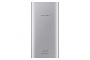 ihocon: Samsung 10,000 mAh USB-C Battery Pack, Silver行動電源/充電寶