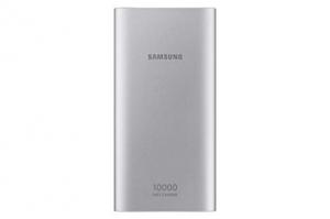 ihocon: Samsung 10,000 mAh USB-C Battery Pack, Silver行動電源/充電寶