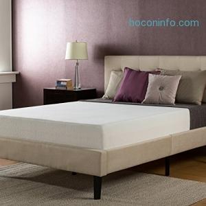 ihocon: Zinus Ultima Comfort Memory Foam 10 Inch Mattress,Queen記憶棉床墊