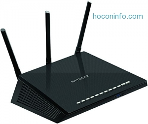 ihocon: NETGEAR R6700 Nighthawk AC1750 Dual Band Smart WiFi Router, Gigabit Ethernet (R6700)