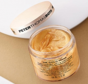 ihocon: Peter Thomas Roth  24K Gold Mask