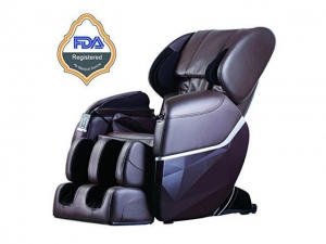 ihocon: BestMassage EC77 Electric Full Body Shiatsu Massage Chair Recliner Zero Gravity 零重力全身指壓按摩椅