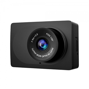 ihocon: YI Compact Dash Cam, 1080p Full HD Car Dashboard Camera 高清行車記錄器