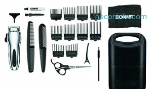 ihocon: Conair Cord/Cordless Rechargeable 22pc 無線理髮器