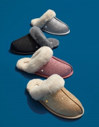 ihocon: UGG Australia Scuffette II Sparkle Slippers - 閃亮暖暖室內鞋-多色可選