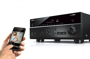ihocon: Yamaha 智能RX-V683BL 7.2-Channel MusicCast AV Receiver with Bluetooth, Works with Alexa