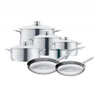 ihocon: wmf Diadem Plus 11-Piece Cookware Set