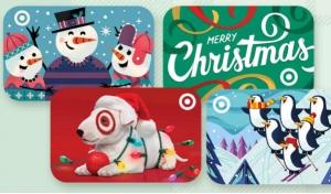 [只有一天] Target : gift card 9折優惠