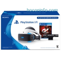 ihocon: Sony Playstation VR Gran Turismo Sport Bundle