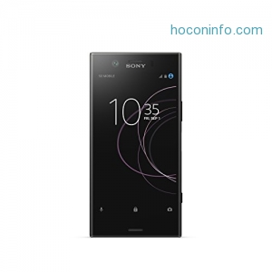 ihocon: Sony Xperia XZ1 Compact - Factory Unlocked Phone - 4.6 Screen - 32GB - Black (U.S. Warranty)