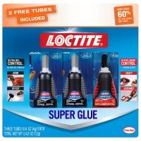 ihocon: Loctite 0.14 oz. Ultra Super Glue (3-Pack)超級黏膠