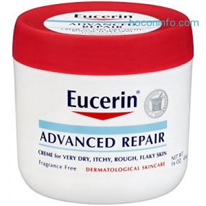 ihocon: Eucerin Advanced Repair Creme 16 Ounce (Packaging May Vary)