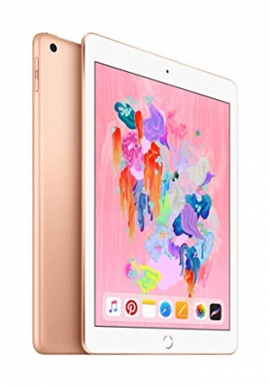 ihocon: Apple iPad (Wi-Fi, 32GB) - Gold (Latest Model)
