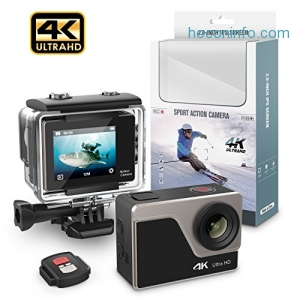 ihocon: NBWEE 4K,WIFI Sports Action Camera 防水運動相機 + 配件