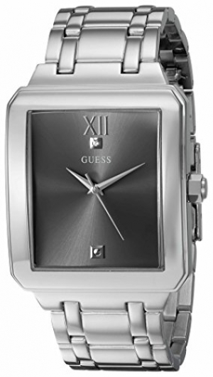 GUESS 男錶 $51.75免運(原價$115, 55% Off)