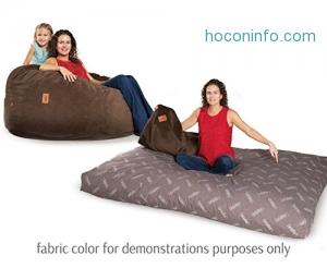 ihocon: CordaRoy's Chenille Bean Bag Chair, Slate, Full - 多色可選