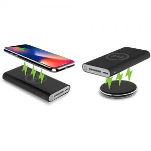 ihocon: JarvMobile 10,000mAh Wireless Power Bank with USB Type-C & Wireless Charging 無線充電行動電源/充電寶