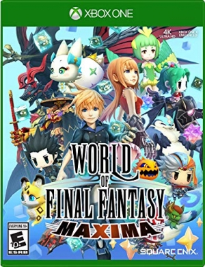 ihocon: World of Final Fantasy Maxima - Xbox One