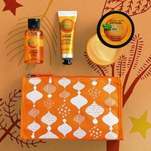ihocon: The Body Shop Satsuma Beauty Bag