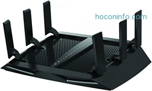 ihocon: NETGEAR Nighthawk X6 AC3000 Dual Band Smart WiFi Router, Gigabit Ethernet, Compatible with Amazon Echo/Alexa (R7900)