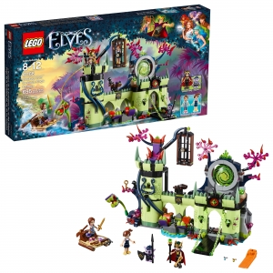 ihocon: LEGO Elves Breakout from the Goblin King's Fortress 41188