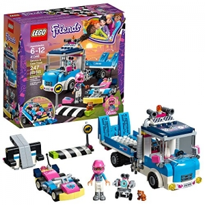 LEGO樂高 Friends Service and Care Truck 41348 (247 Piece) $13.97(原價$19.99, 30% Off)