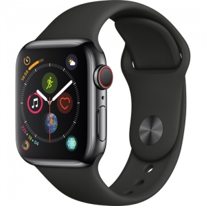 Apple Watch Series 4 (GPS + Cellular, 40mm) $669免運(原價$699)