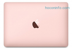 ihocon: Apple Z0TE0LL/A Macbook (Early 2016) 12 Laptop